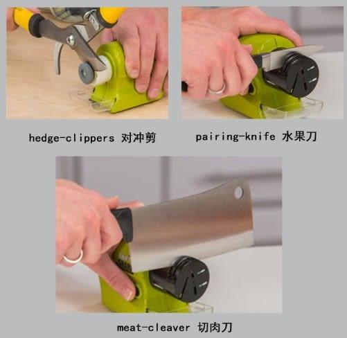 TV磨刀器Swifty Sharp 快速磨刀石 129元