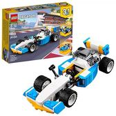 LEGO 樂高 Creator 3in1 Extreme Engines 31072 Building Kit (109 Piece)