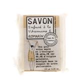 法國 mas du roseau 天然植物油馬賽皂 迷迭香100g