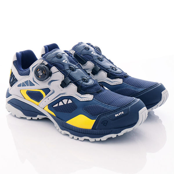【VITRO】韓國專業運動鞋-BLITZⅡ-頂級專業跋涉健行鞋-藍(男)