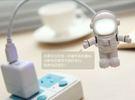 太空人USB小夜燈...