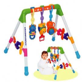 【佳兒園婦幼館】Toy Royal 樂雅 新四腳健力架