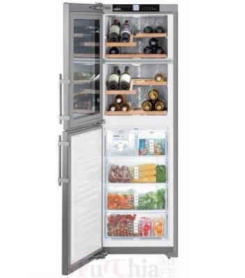 LIEBHERR 德國 利勃 SWTNes3010 獨立式酒櫃+冷凍櫃 (247L)
