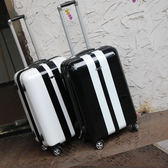 虧本衝量-行李箱 時尚復古行李箱男學生韓版密碼箱個性潮流拉桿箱女20寸旅行箱jy 快速出貨