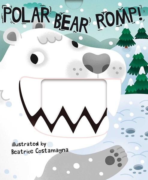 【幼兒操作書】POLAR BEAR ROMP《主題:自我認同》