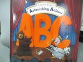 【書寶二手書T4/少年童書_NFT】Charles Fuge s Astonishing Animal ABC._Charles Fuge
