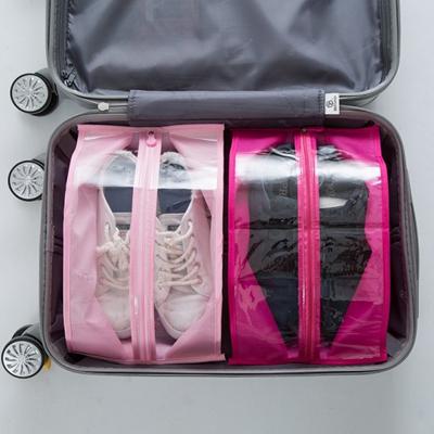 Qmishop 旅行鞋子防塵收納袋【J1121】