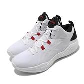 Asics 籃球鞋 Nova Flow 白 黑 男鞋 中筒 運動鞋 【ACS】 1063A028101