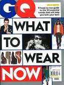 GQ 特刊:WHAT TO WEAR NOW