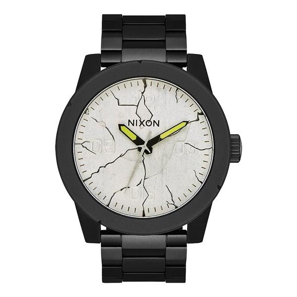 NIXON MASTER CORPORAL SS 天崩地裂精髓元素腕錶-A3463104