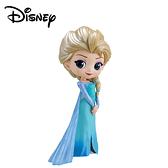 【日本正版】Q posket 艾莎 閃亮版 公仔 模型 冰雪奇緣 Elsa Banpresto 萬普 - 175202