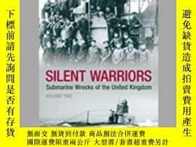 二手書博民逛書店Silent罕見Warriors (damaged)-無聲戰士(受損)Y414958 出版2020