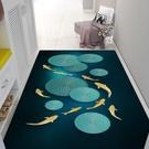 地墊進門家用臥室地毯門墊衛生間浴室吸水入戶門腳墊子【聚寶屋】