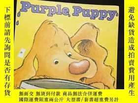 二手書博民逛書店purple罕見puppy ..Y12498 Rosanna j