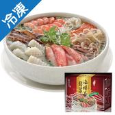 【預購】海霸王翡翠海鮮羹1500g/盒【1/13陸續出貨】【愛買冷凍】