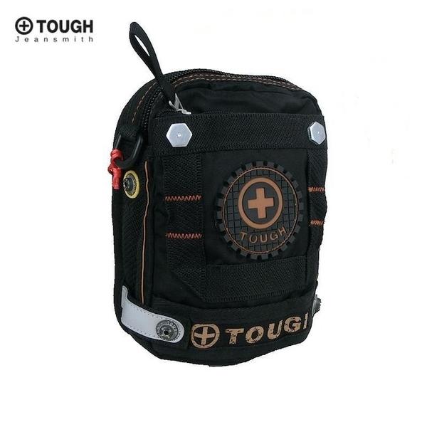 《澤米》TOUGH大容量腰包 6.5吋手機平板包 休閒背包潮男運動單車多功能挎斜包 胸包側背包(全館