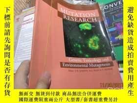 二手書博民逛書店mutation罕見research vol 751 no 1+