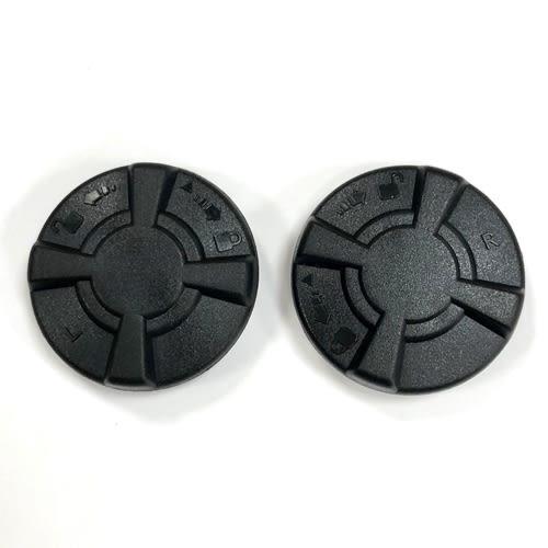 [東門城] ZEUS ZS-813 專用耳蓋螺絲組R+L