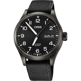 Oris Big Crown PROPILOT大日期視窗機械錶(0175276984264-0752215GFC)黑-45m