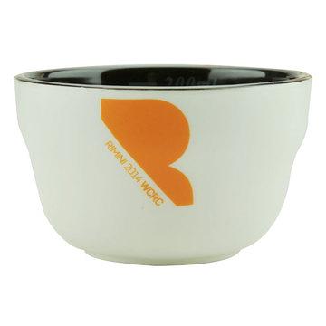 金時代書香咖啡 TIAMO Cupping Cup RIMINI 2014 WCRC 專業杯測專用陶瓷杯 U型杯測 200ml HG0788W
