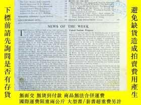 二手書博民逛書店SPECTATOR罕見英國旁觀者雜誌 1949年8月12日出版