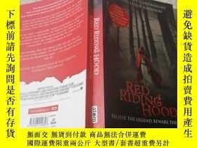 二手書博民逛書店Red罕見Riding Hood小紅帽Y200392