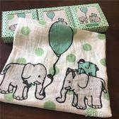 嬰兒紗布包巾浴巾 竹棉襁褓巾蓋被毯     艾維朵