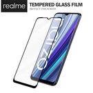 OPPO Realme narzo 30A 彩色滿版全屏鋼化玻璃膜 全覆蓋鋼化膜 螢幕保護貼 防刮防爆