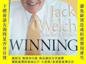 二手書博民逛書店英文原版書罕見Winning Paperback – Large Print, 大字本 2005 by Jack
