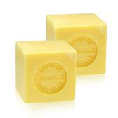 【二入組】【法國進口】戴奧飛‧波登 方塊馬賽皂- 忍冬 100g (約4.5x4.5x4.5cm)