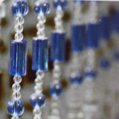 微笑城堡[開運水晶簾75長珠](每條每米130元)窗簾 門簾(華麗訂製)獨家產品(全國最低價)10條起售