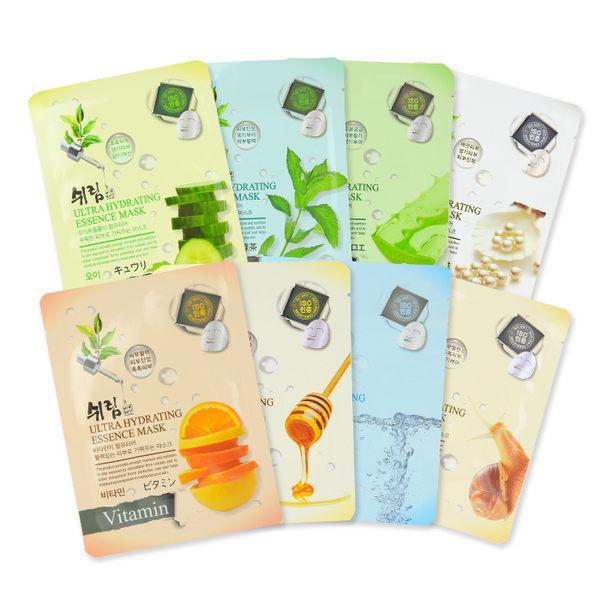 韓國 Shelim 高效保濕精華面膜 25mL 多款可選 ◆86小舖 ◆