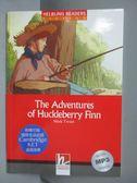 【書寶二手書T6/語言學習_JCE】The Adventures of Huckleberry Finn_Twain,