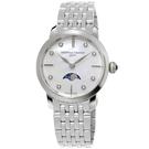 康斯登 CONSTANT SLIMLINE超薄系列月相女腕錶    FC-206MPWD1S6B
