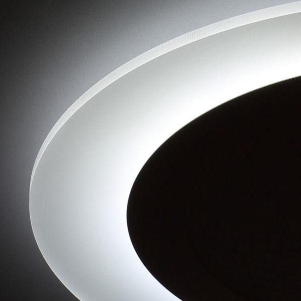 110V客廳燈具LED吸頂燈亞克力餐廳燈廚房過道燈溫馨房間燈臥室燈吸頂燈YGCN  618好康又一發