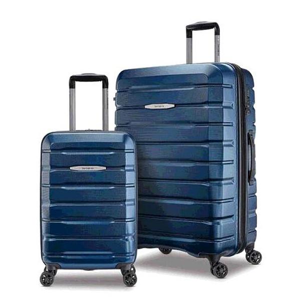 [COSCO代購] C1307188 Samsonite Luggage Set 硬殼行李箱組 27吋+2吋