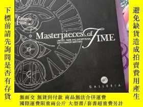 二手書博民逛書店Masterpieces罕見of IME LIMITED, RARE AND EXCEPTIONAL WATCHM