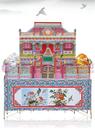 【大堂人本】傳統特製系列-二樓花園洋房(紙紮) (另有客製化紙紮)