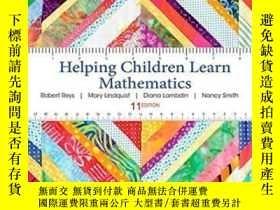 二手書博民逛書店Helping罕見Children Learn MathematicsY307751 Robert E. Re