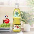 【2瓶特價】法國原裝進口 樂而喜葡萄籽油1000ml/罐
