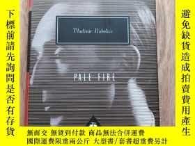 二手書博民逛書店Pale罕見Fire 微暗的火 Vladimir Nabokov 弗拉基米爾·納博科夫 everymans lib