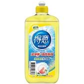 得意 高效洗碗精900ml【愛買】