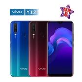 【福利品】 VIVO Y12 3GB/64G 6.35吋(外觀近全新_原廠保固)
