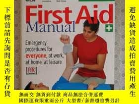 二手書博民逛書店First罕見Aid Manual 8th editionY28