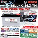 ✚久大電池❚日本博世 BOSCH 二代銀...