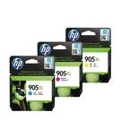 【三彩一組】HP NO.905XL 905XL 原廠墨水匣 盒裝 適用6960 6970