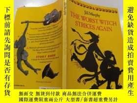 二手書博民逛書店The罕見Worst Witch Strikes Again : 最壞的女巫又來了.Y212829