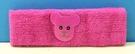 【震撼精品百貨】PostPet_MOMO熊~MOMO熊洗澡用髮帶~桃色#06159