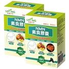 NMN素食膠囊(30粒X2盒)【湧鵬生技...