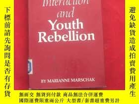 二手書博民逛書店PARENT-CHILD罕見INTERACTION AND YO